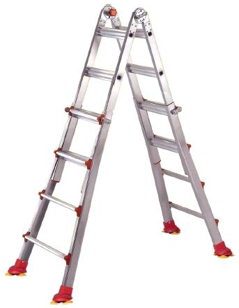 Prescrizioni all utilizzo delle scale portatili decreto regionale 7738 11 tecnologia ambiente - Immagini di scale ...